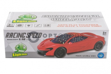 Racing speed 3D Light 1:16   оптом