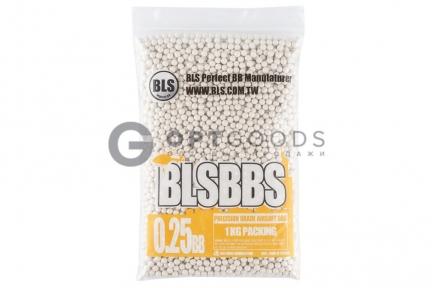 Шары для игры в страйкбол Precision grade BLS 0.25x4000 шт   оптом