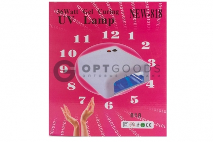 UV лампа 36W New 818    оптом