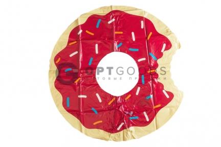 Надувной круг пончик 80 см  оптом