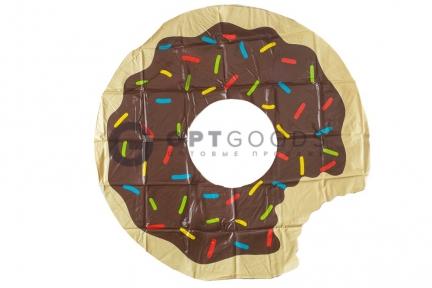 Надувной круг пончик 120 см   оптом