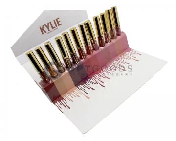 Набор матовых помад Kylie конверт  оптом