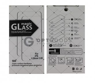 Защитное стекло для iPhone 6 Magic Glass  оптом