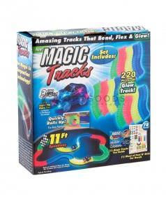 Игрушечный трек Magic Tracks (Glows in the dark)  оптом