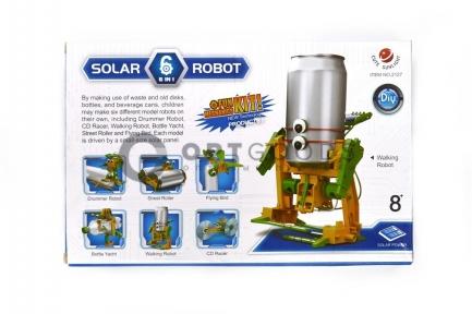 Робот Solar 6 в 1  оптом