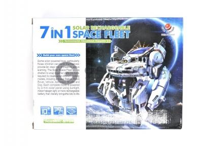 Конструктор Space Fleet Solar 7 в 1  оптом