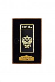 Зажигалка USB Россия и СССР S 316 оптом