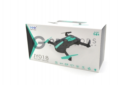 Квадрокоптер JY018 с камерой 2,0 мп оптом