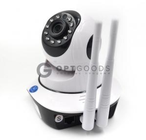 Беспроводная поворотная WiFi камера видеонаблюдения   оптом