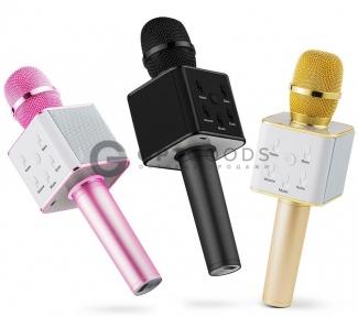 Беспроводной микрофон Q7 оптом