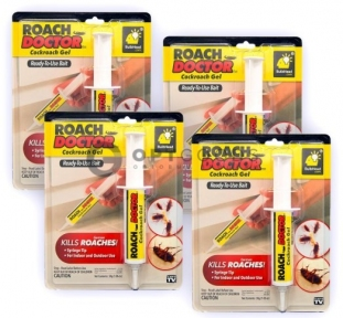 Гель от тараканов и насекомых Roach doctor Cockroach Gel оптом