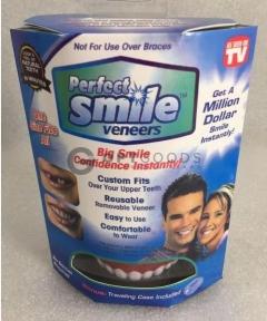 Съемные виниры Perfect Smile Veneers (верхняя)