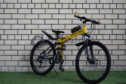 Велосипед Green Bike складной  (спицы)   оптом