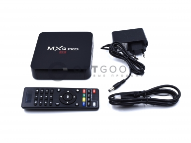 Медиаплеер TV Box MXQ PRO 4K оптом