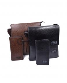 Набор сумка и портмоне Jeep bulio оптом
