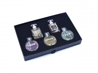 Подарочный набор парфюма Chanel 5в 1 оптом