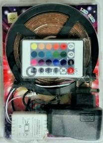 Светодиодная лента RGB LED 3528 SMD оптом