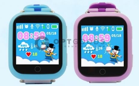 Умные детские часы «Smart Baby Watch Q90» (gw200s) Wonlex оптом