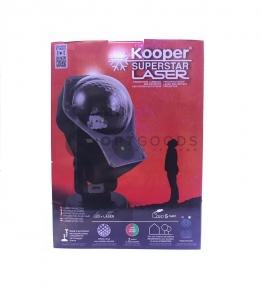 Лазерный проектор Kooper Super Star LASER оптом