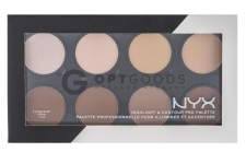 Палетка для контуринга Nyx Highlight & Contour Pro Palette  оптом