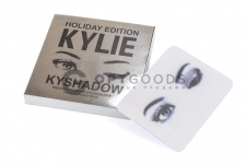 Палетка теней Kylie Kyshadow Holiday Edition (Серебро)   оптом