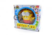 Minions Glitter Slewing Ring 360°  оптом