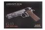 Модель пистолета G.13 Colt 1911 Classic black (Galaxy)  оптом