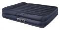 Надувная кровать Pillow Rest Raised Bed 152х203х42см с подголовником, встроенный насос 220V  оптом