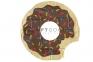 Надувной круг пончик 90 см  оптом
