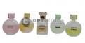 Набор духов Chanel 5 ароматов  оптом