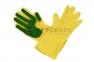Перчатки с губкой для мытья посуды  оптом